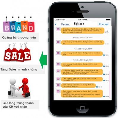 Sms brandname là gì? Đánh giá dịch vụ tin nhắn thương hiệu