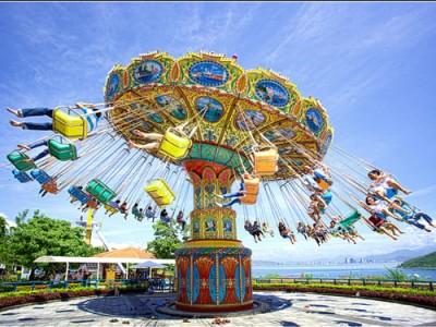 Chọn mua vé Vinpearl Phú Quốc tại Đại lý siêu to