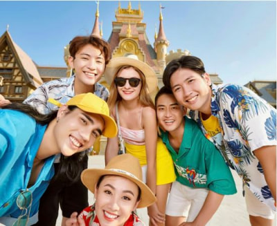VinWonders Phú Quốc Vương Quốc Ăn Chơi Tại Đảo Ngọc