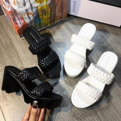 Giày cao gót đế đúc 6cm