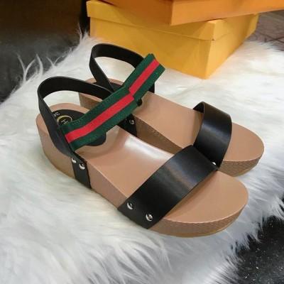 Giày đế xuồng màu gỗ | bền và đẹp