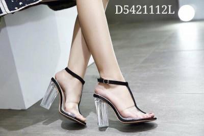 Giày Gót Trong Mũi Nhọn 7cm - giày gót vuông giá rẻ