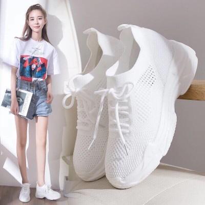 Giày thể thao nữ cao 5cm