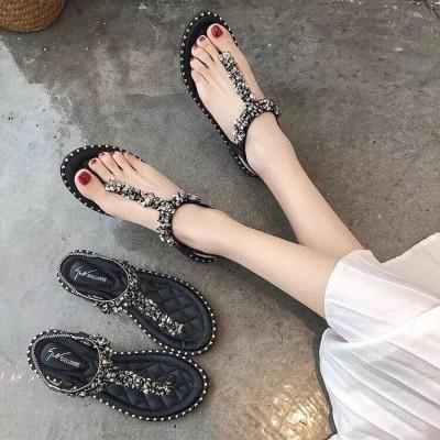 Giày sandal chữ t - giao hàng toàn quốc