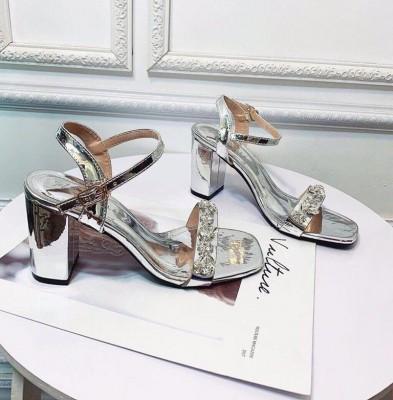 Giày cao gót trụ cao 7cm - thanh toán khi nhận hàng