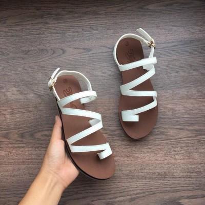 Giày sandal đế bệt xỏ ngón